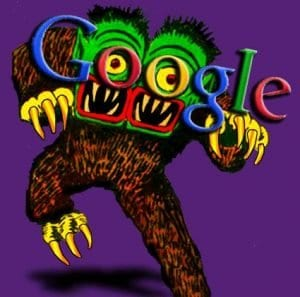 Google Beast Finsquared PR Outside the Box
