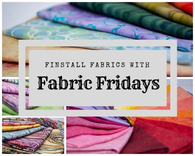 Finstall fabrics fabric fridays