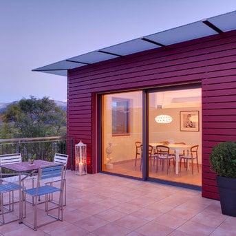 Finestre e porte in legno-PVC-alluminio