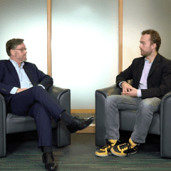 Fintech Finance Presents: The Paytech Show 1.08 – The Swift improvement of Corporate Banking