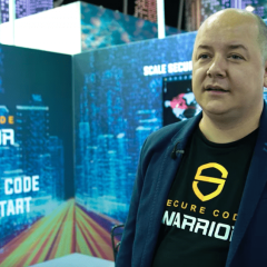Innotribe 2018: Pieter Danhieux, Secure Code Warrior