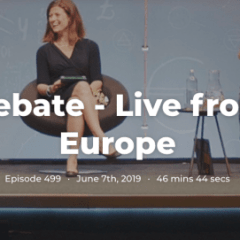 328. The F'in Debate – Live from Money20/20 Europe