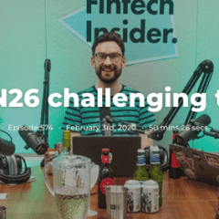 397. News: Is N26 challenging the US banks?