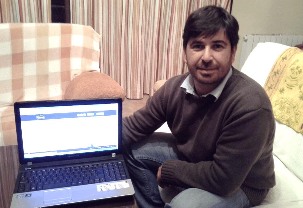Os presentamos al ganador del concurso de Fintonic: Juan Antonio, el primer español que sonríe a la cuesta de enero