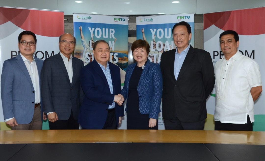 Lendr-PBCOM Partnership