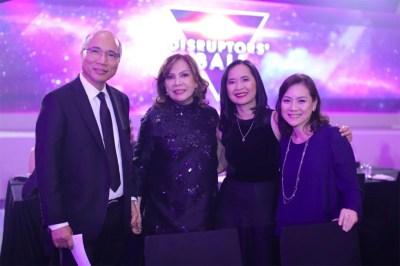FINTQ Disruptors' Ball 2018