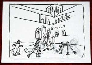 Winchester sketch
