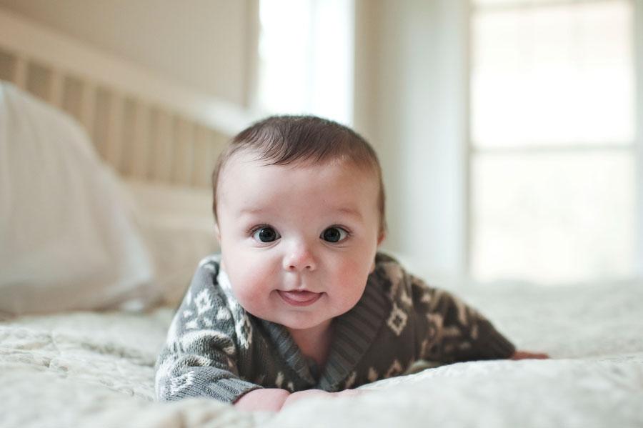 Bainbridge Island Baby Photographer