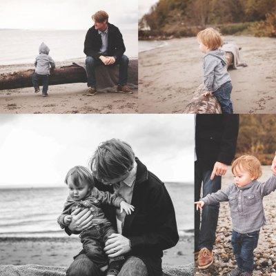 Golden Gardens, Seattle Family Photographer