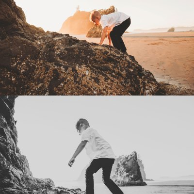 Ruby Beach Family Session | Seattle Family Photographer