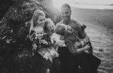 family photography washington coast