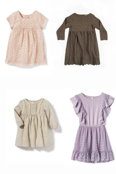Family Photography Session: Little girl clothing!
