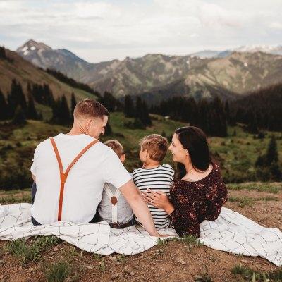 Seattle Adventure Family Photographer