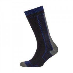 thin mid length sock hr
