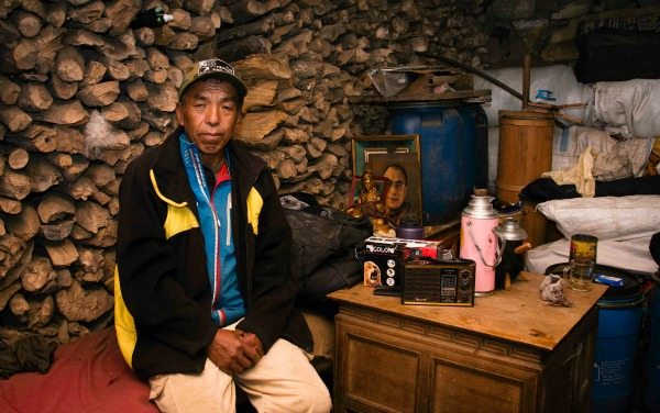Ang Tshering has summitted Everest three times.