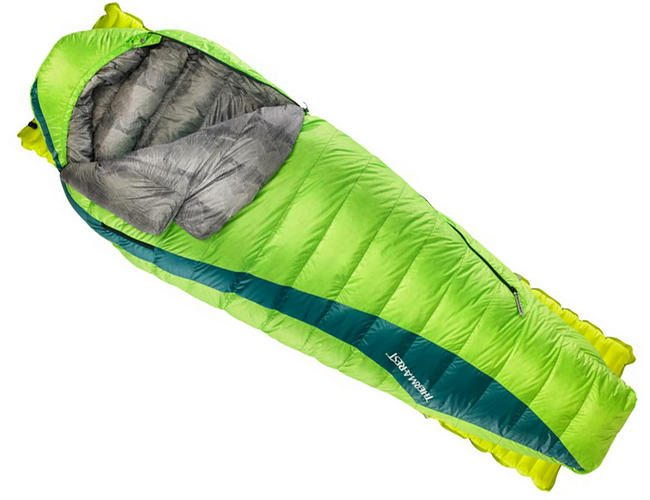 Therm-A-Rest Questar HD Sleeping Bag review