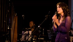 Fionnuala launched her album in Dublin