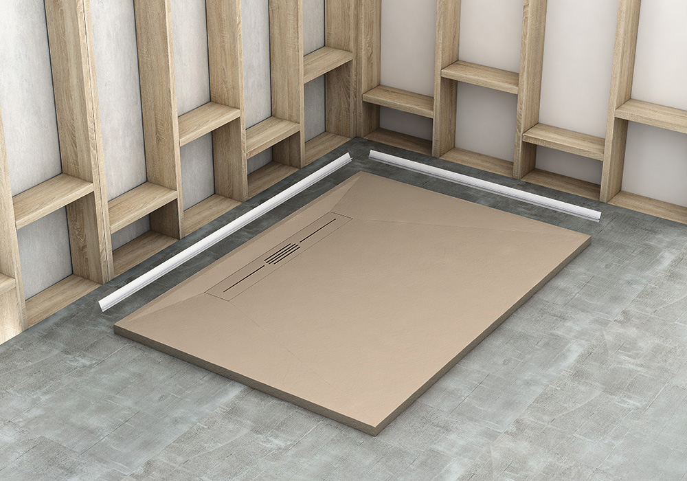 the tile flange fiora touch your