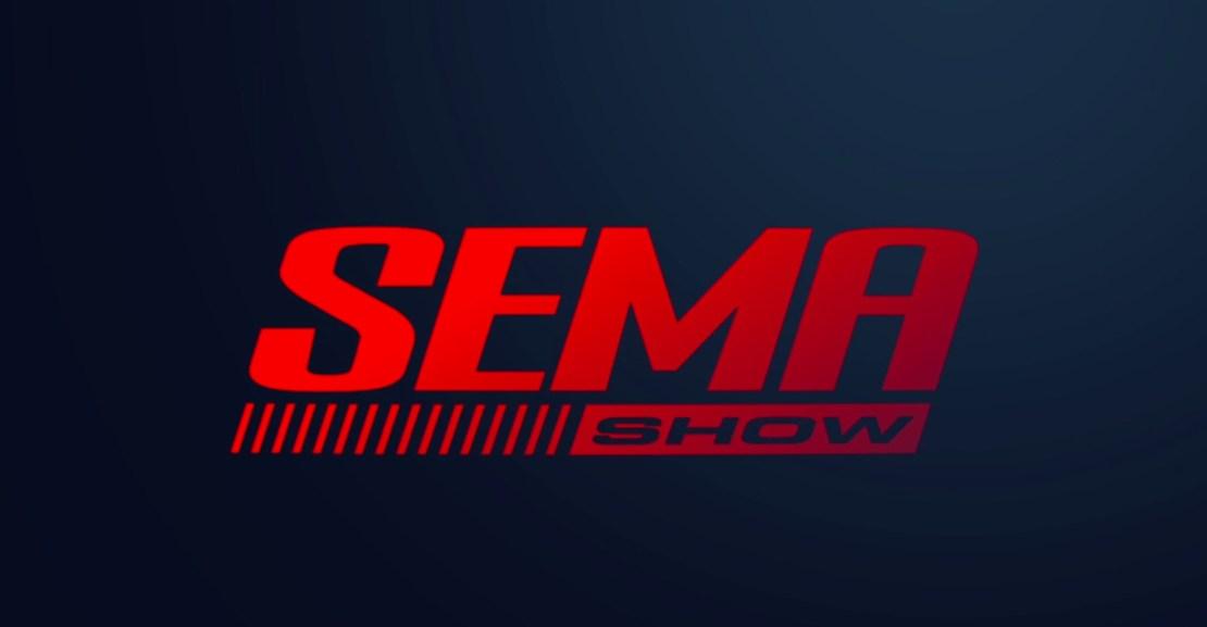 SEMA Show graphic