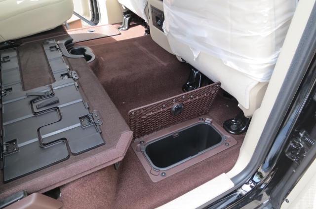 Dodge Ram vano portaoggetti