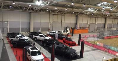 Mondomotori Vicenza 2016 Fioravanti Motors