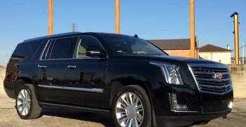 Cadillac Escalade ESV 17