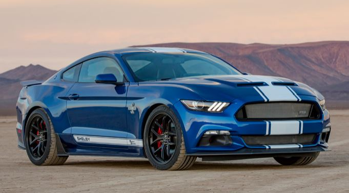 Shelby GT SuperSnake