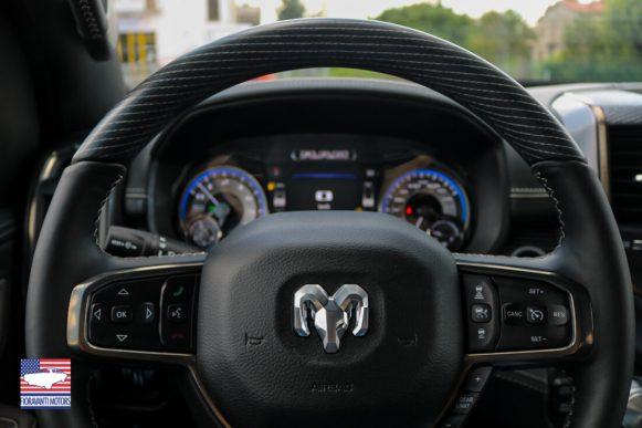 Dodge Ram Fioravanti Motors volante