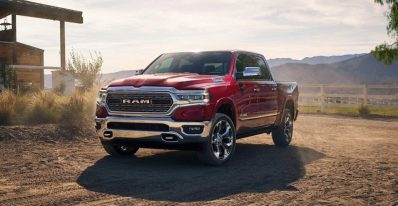 Fioravanti Motors Dodge Ram Limited 2019