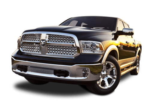 Frontale Dodge Ram Car