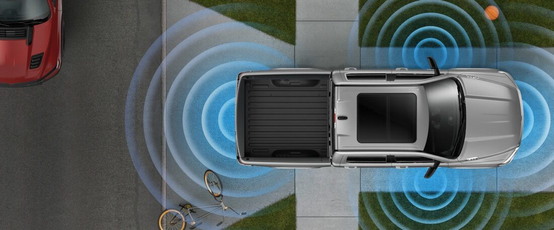 Dodge Ram sicurezza