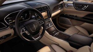Lincoln Continental Fioravanti Motors