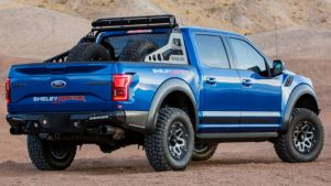 Shelby Raptor Fioravanti Motors