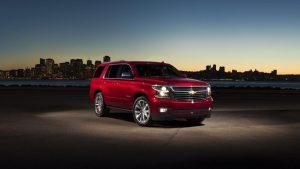 Chevrolet Tahoe Fioravanti Motors
