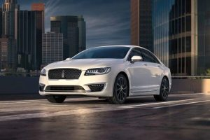 Lincoln MKZ Hybrid Fioravanti Motors