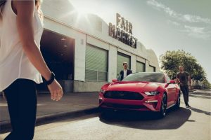 Ford Mustang Fioravanti Motors