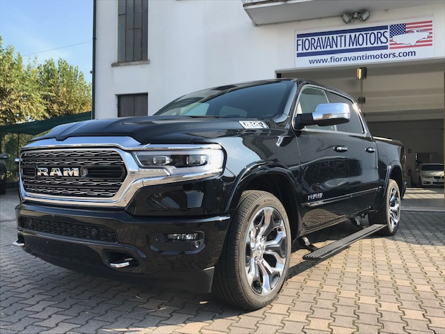Dodge Ram Limited Etorque