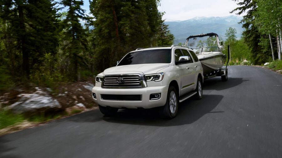 Toyota Sequoia Fioravanti Motors