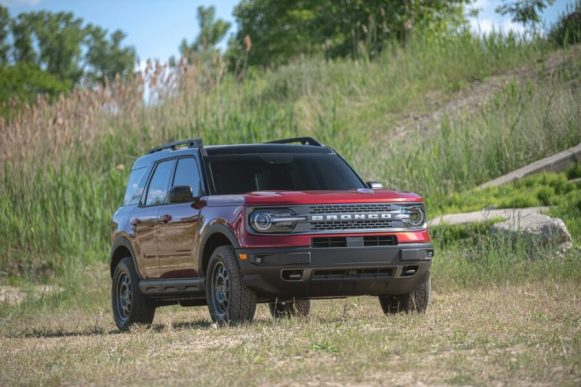 Ford Bronco Sport Fioravanti Motors