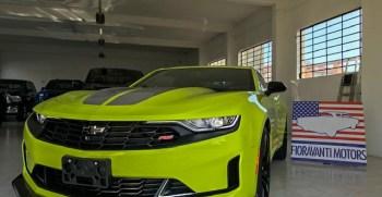 Chevrolet Camaro Fioravanti Motors