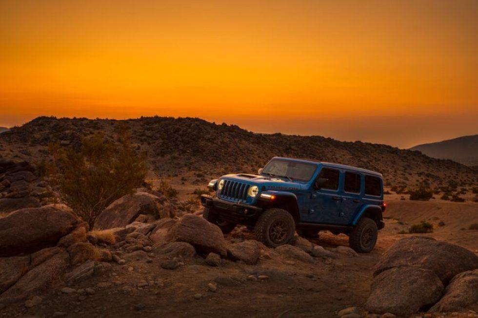 Jeep Wrangler Rubicon Fioravanti Motors