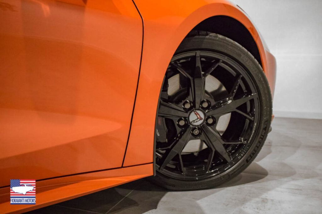 Chevrolet Corvette Stingray C Fioravanti Motors