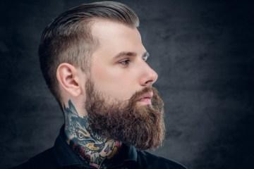 Beard oil ή Beard Balm;