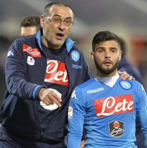 """Insigne: """"Fiorentina grande squadra, all'andata ci ha messo in difficoltà"""""""