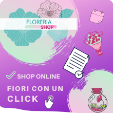 Floreria negozio di fiori e piante, consegna a domicilio