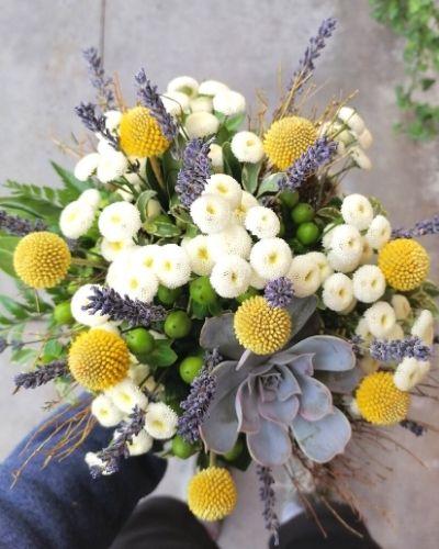 bouquet regalo-sposa