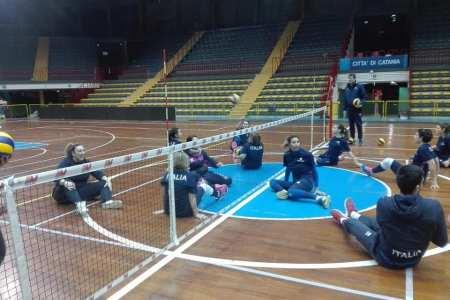 Sitting Volley: Indizione Corso Allenatore