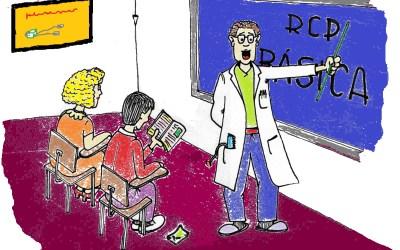 ¿QUIERES SER UN PROFESIONAL DE LA FORMACIÓN EN LA RCP Y DESFIBRILADORES?