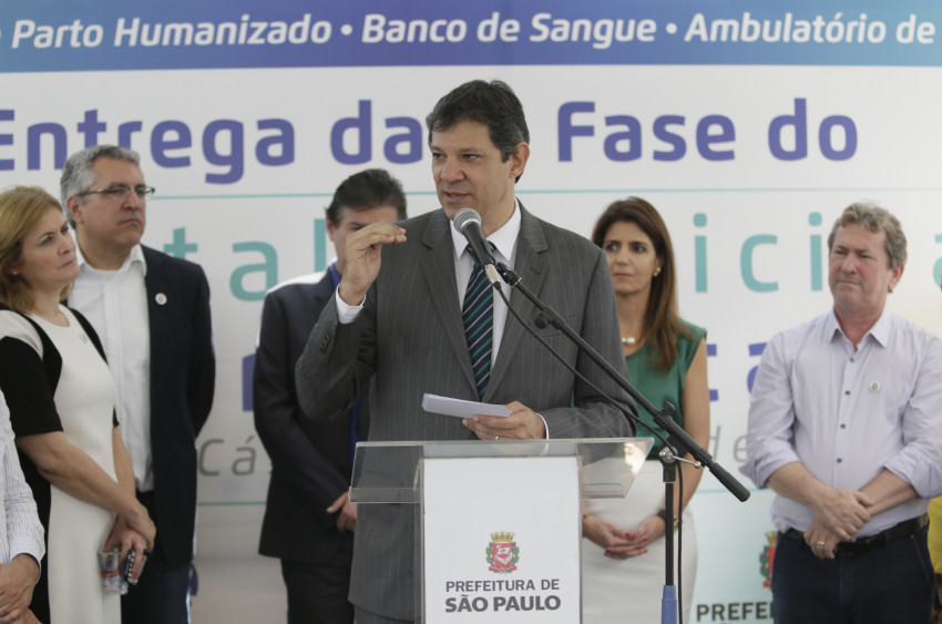 Hospitais municipais têm 284 leitos inativos em São Paulo