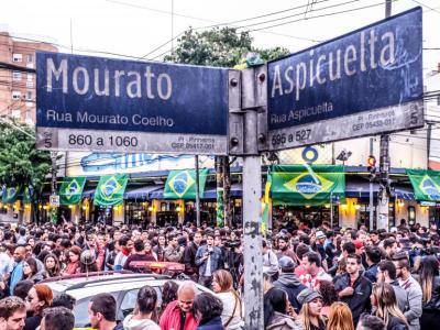 22 ruas da Vila Madalena onde carros foram furtados em 2016; veja lista